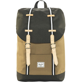 Herschel Retreat Mid-Volume rugzak beige/zwart